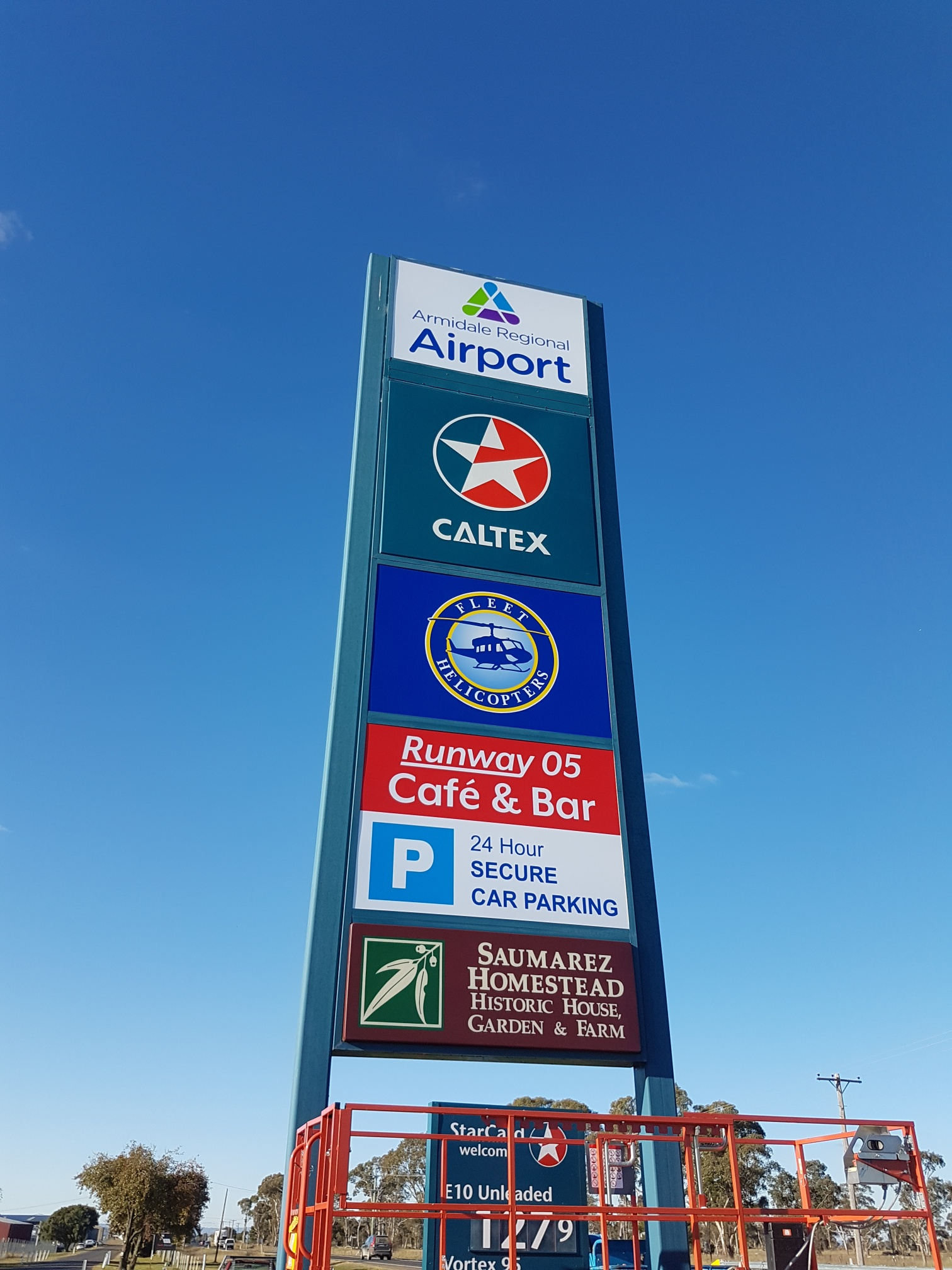 AOK Signs - Airport