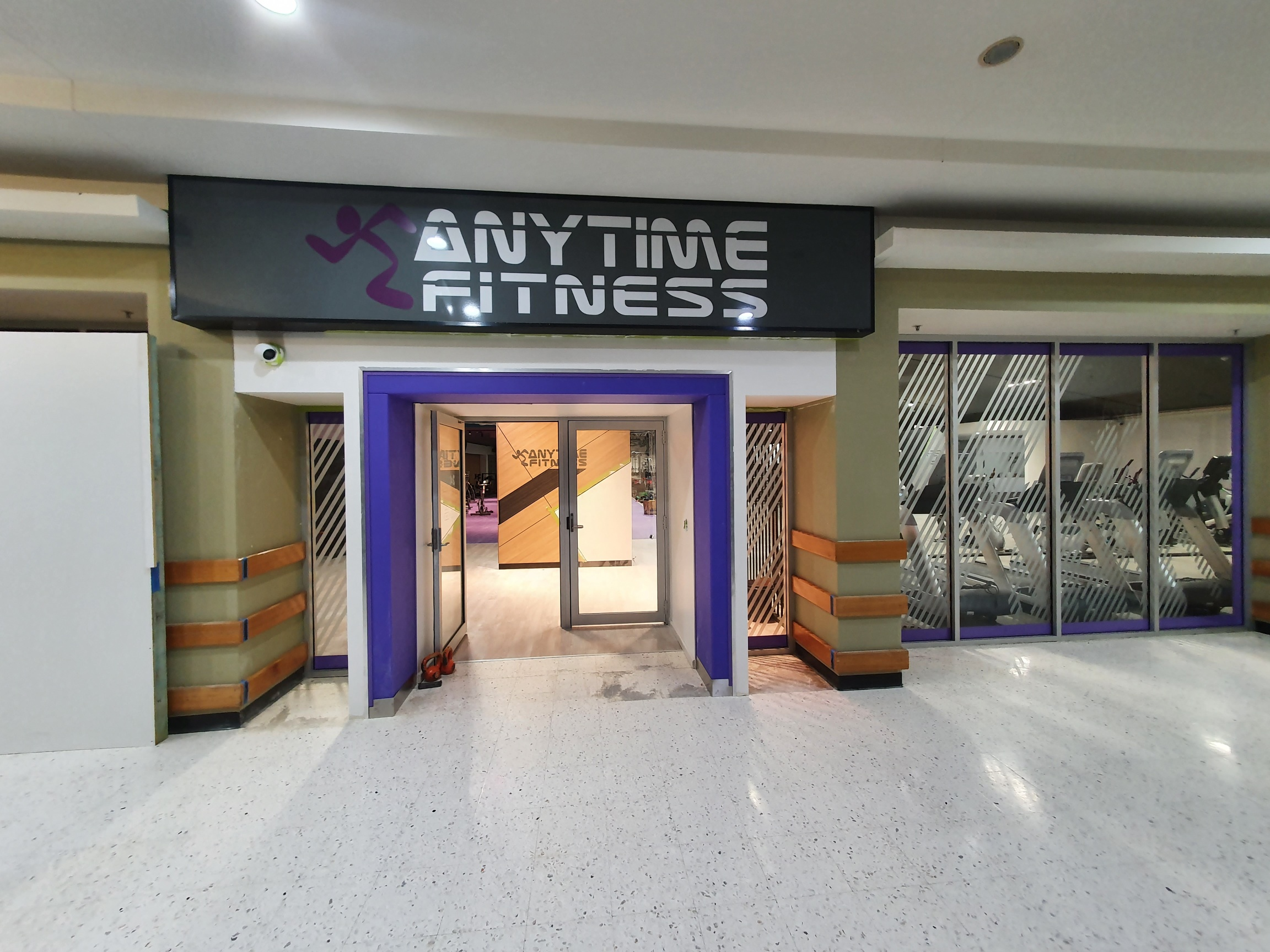 AOK Signs - Anytime Fitness